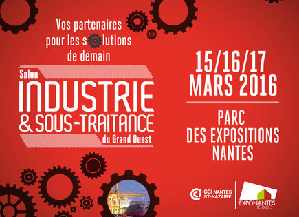 Salon Ouest Industrie Nantes 2016